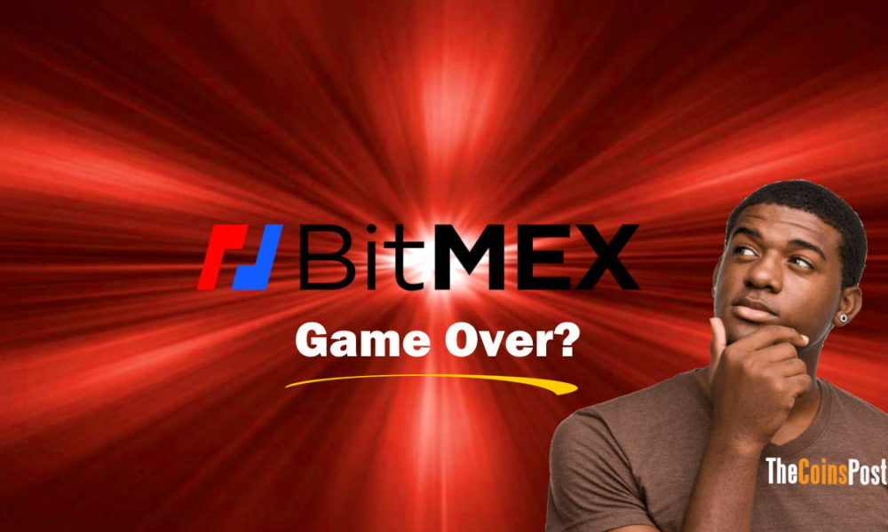 Game Over For The American Traders On Bitmex Platform