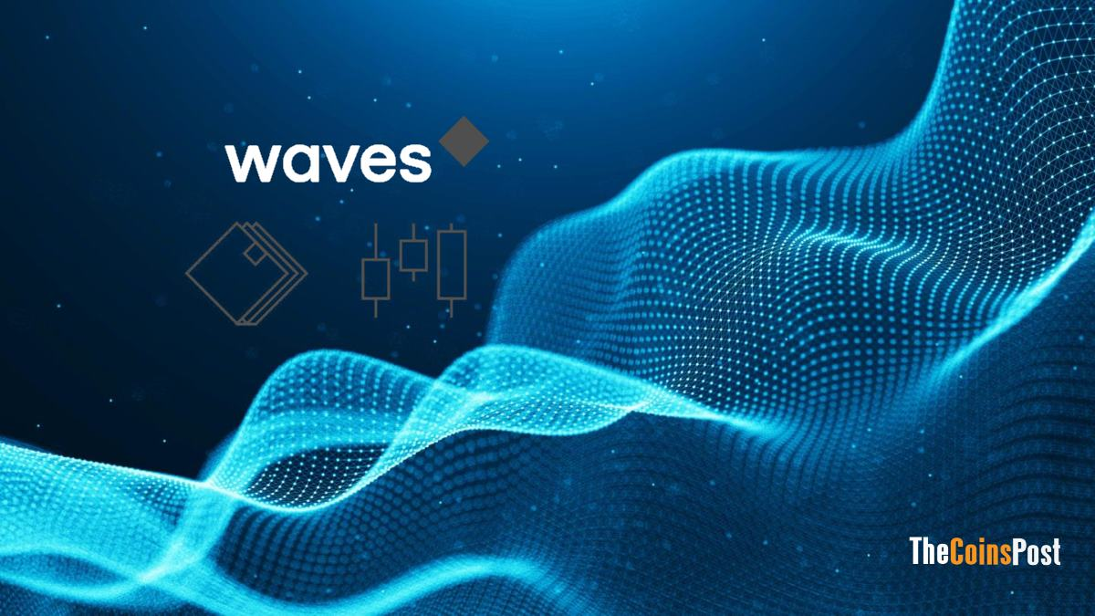 Waves Blockchain DEX