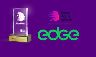 edge won Future Digital Awards