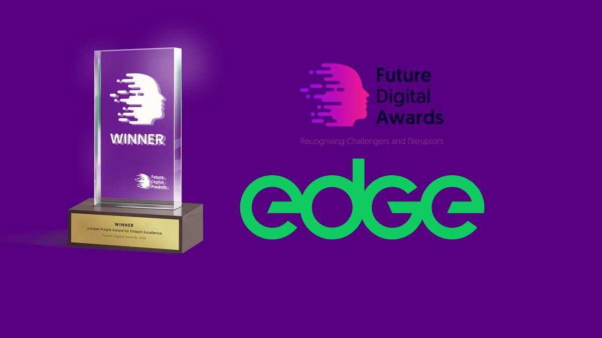edge won Future Digital Awards