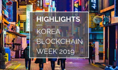 Korea Blockchain Week 2019