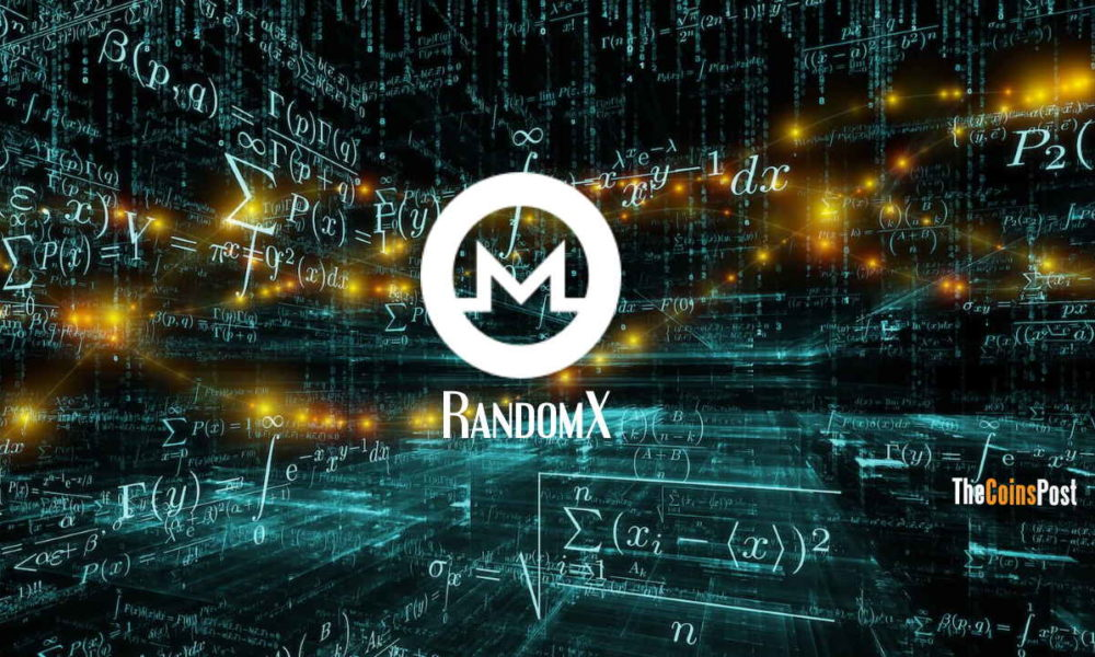 Monero-XMR-RandomX