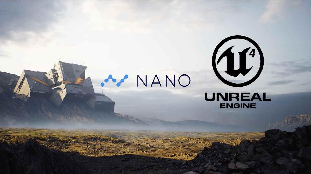 NANO-Unreal-Engine
