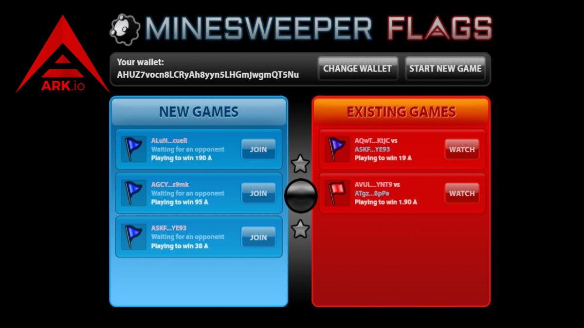 ARK-MineSweeper
