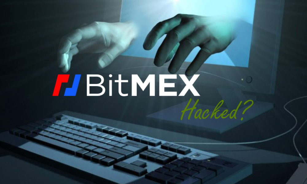 BitMex is Having a Bad Day - TheCoinsPost