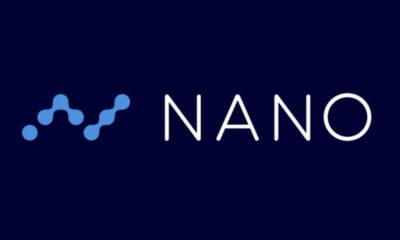 Nano is lised on Kraken