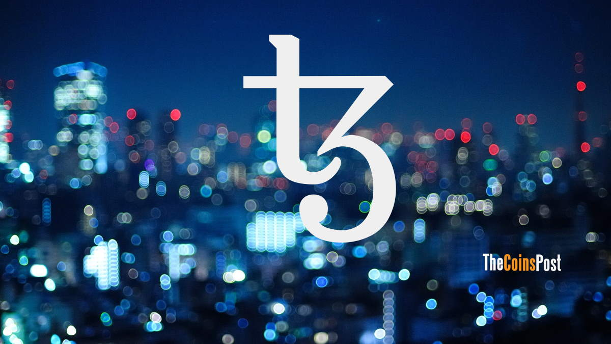 Tezos-Binance