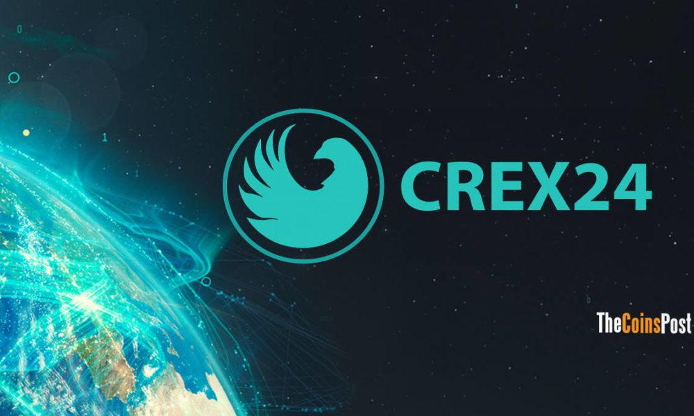 Crex24 KYC Verification