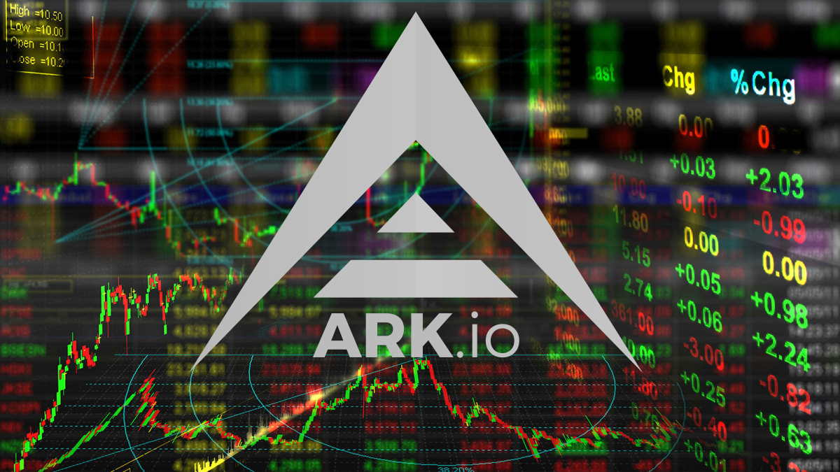 ARK Price Jumps