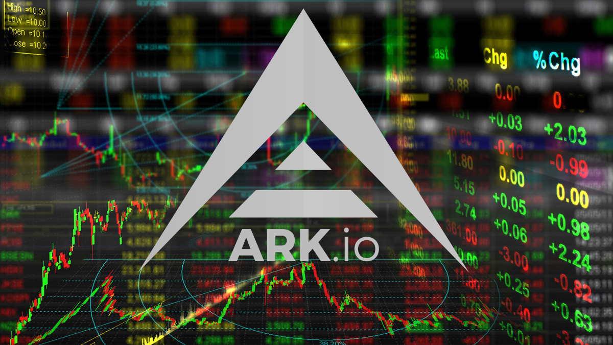 ARK Price Jumps