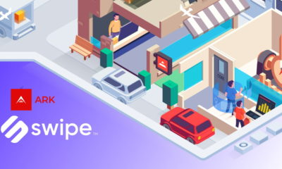 Swipe-Adds-Ark-Coin