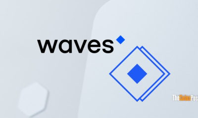 Waves-cryptocurrency-Price-spiked